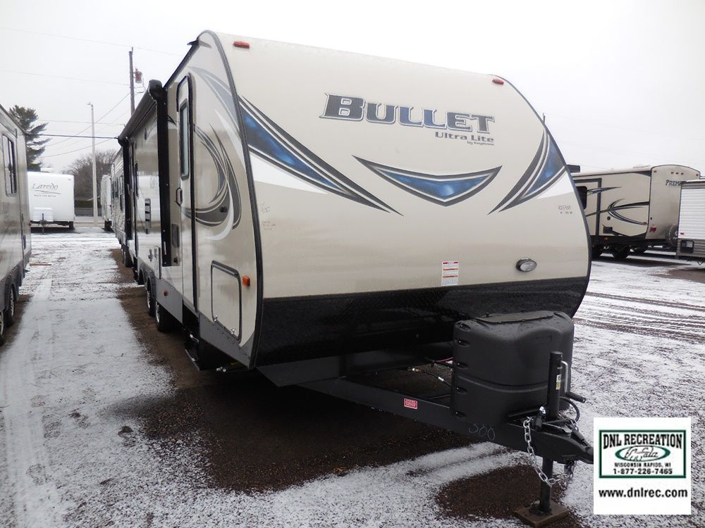 2016 Bullet 269RLS Available at DNL Recreation in