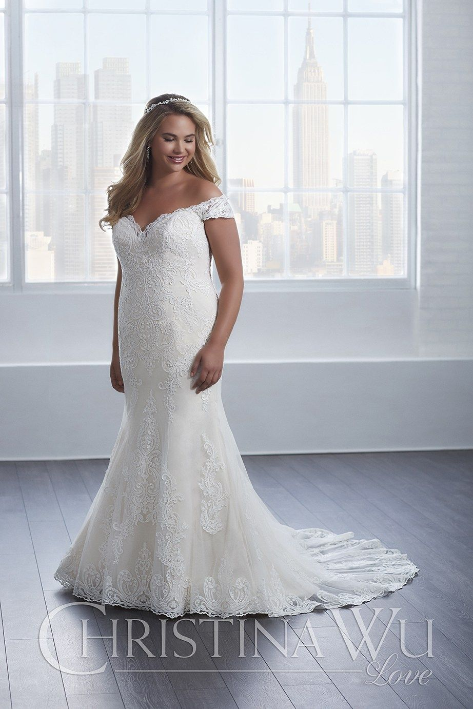 29304 - House of Wu | Christina Wu Love Wedding Gowns | Pinterest ...