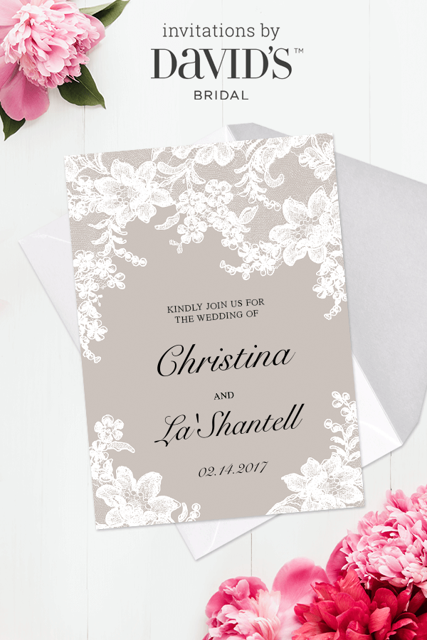 You\'re invited! Design tailored-to-you wedding invitations at ...