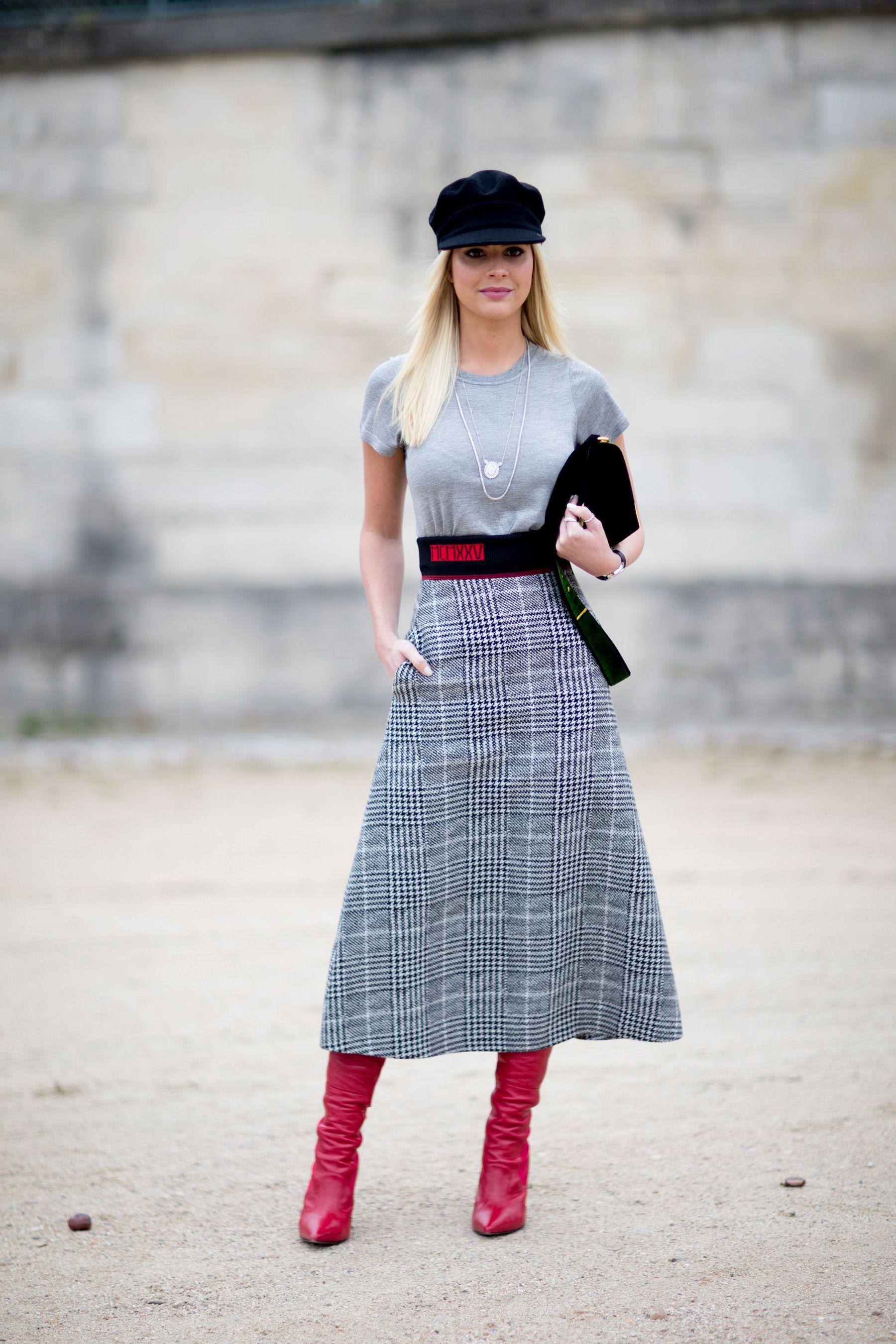 Paris Fashion Week Street Style Spring 2018 Day 2