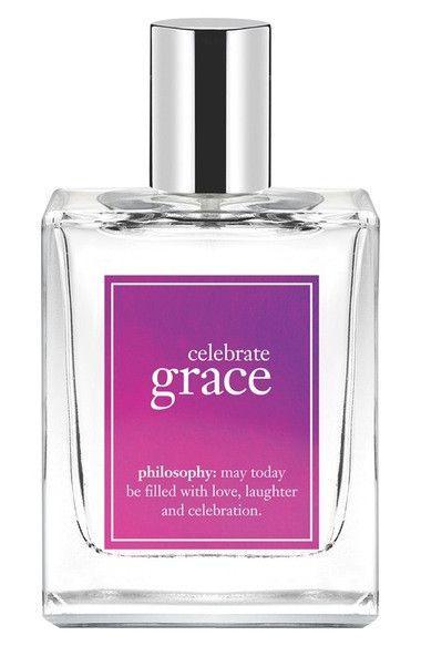 'celebrate grace' eau de toilette (Limited Edition)