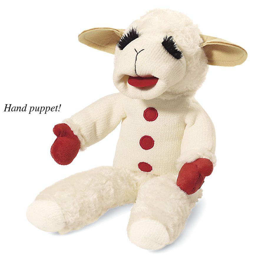 Lamb Chop Puppet - Catalog Favorites