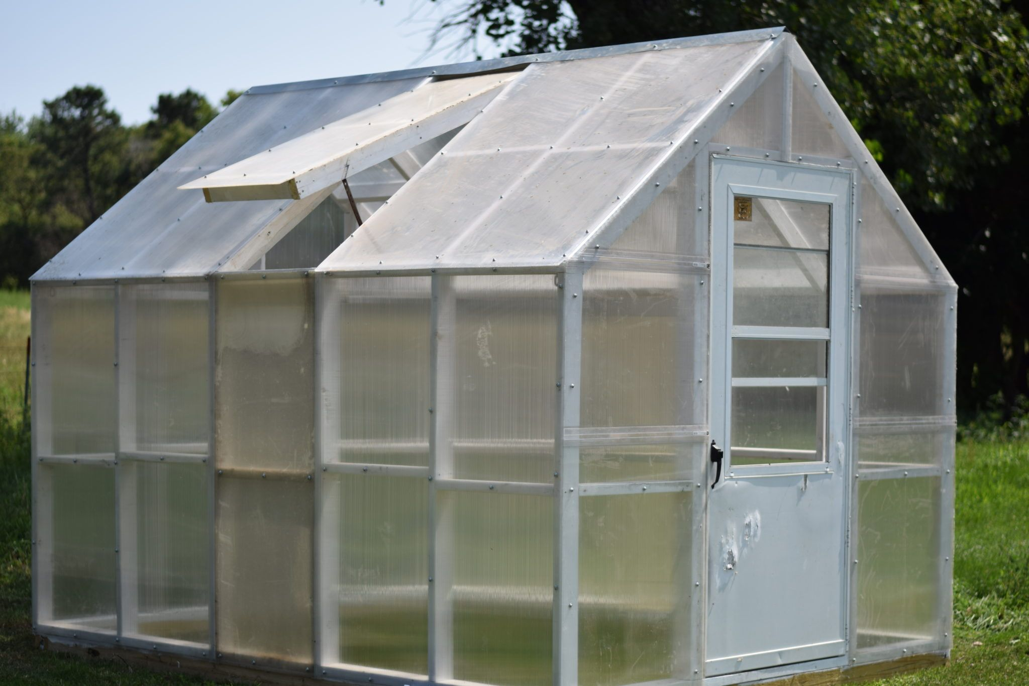 How To Build A Greenhouse Free Plans Build A Greenhouse Greenhouse Farming Greenhouse