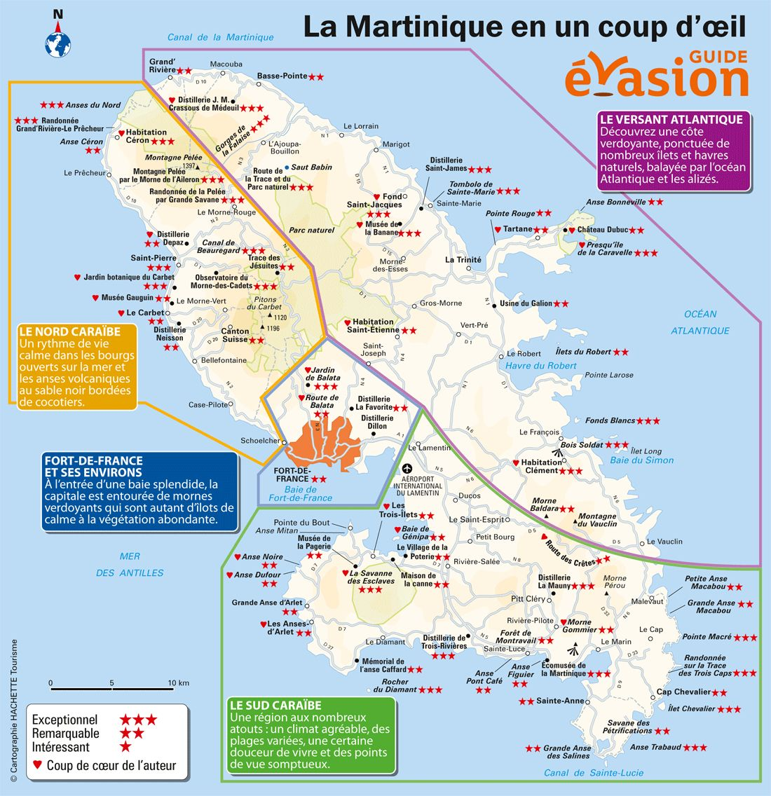 carte martinique | MARTINIQUE, my love, my heart | Pinterest