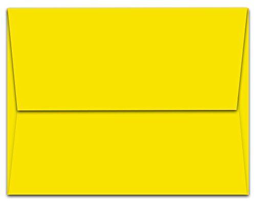 Yellow A Envelopes For   HttpWwwAmazonComDpBYaxt