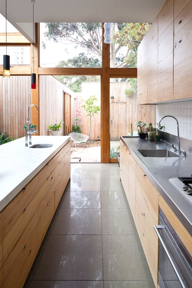 small modern kitchen ideas ModernKitchen contemporary