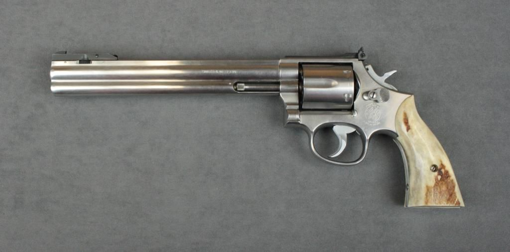 .357 Magnum Smith And Wesson 686 | Defending the Castle ...
