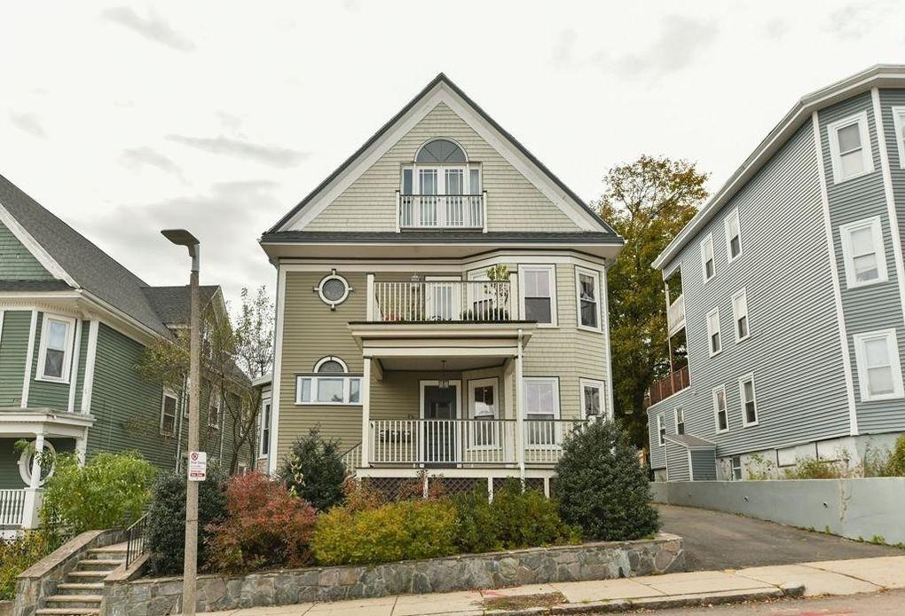 62 Sawyer Ave Unit 1 Boston Ma 02125 House Styles House The Unit