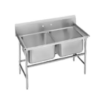 Advance Tabco T9 2 36 X Regaline Sink Advance Tabco Sink Floor Sink