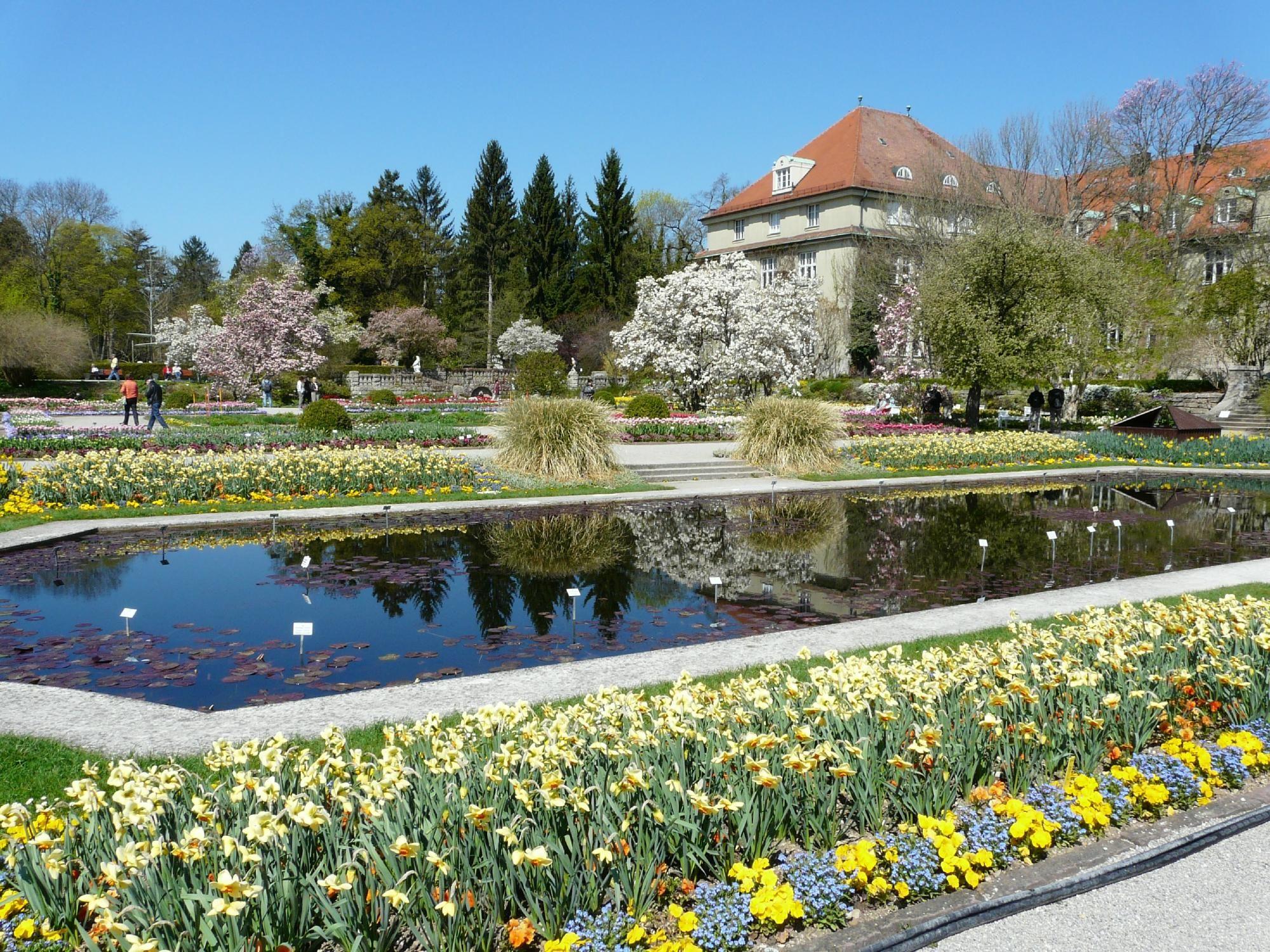 Das Sind Die Schonsten Botanischen Garten Deutschlands