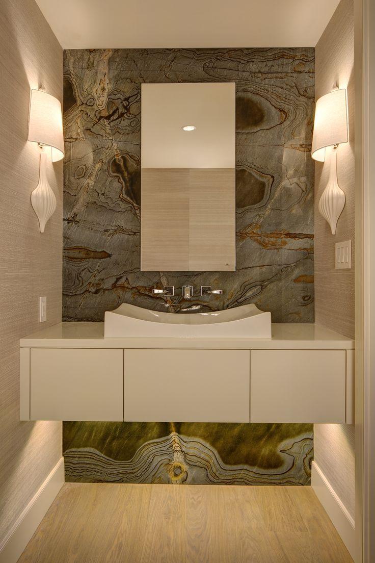 Baño con mármol. | Deco | Pinterest | Baño, Baños y Estancias