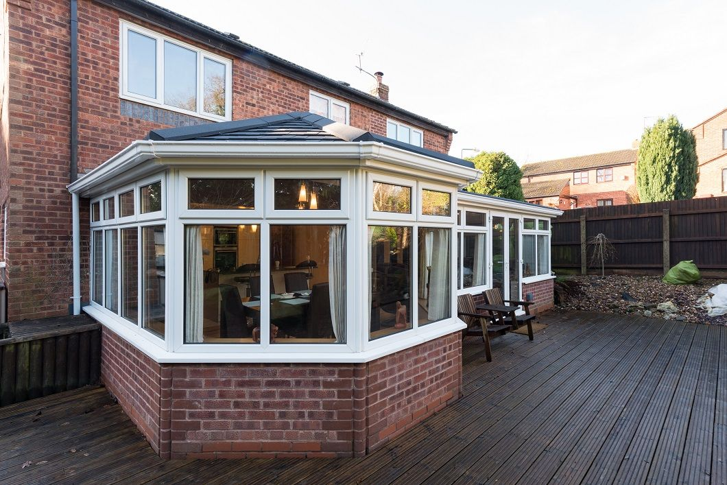 Equinox Tiled Roof System From Eurocell Http Www Eurocell Co Uk Homeowners 504 Equinox 1 Upvc Windows Roofing Systems Homeowner