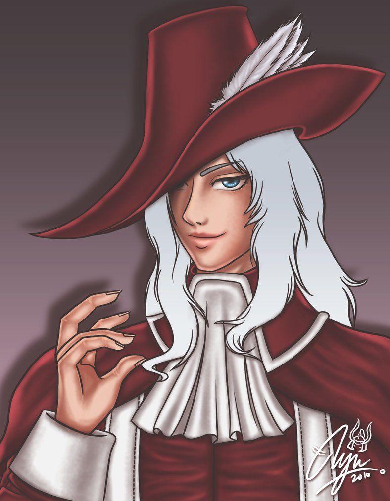 DeviantArt: More Like Red Mage Chocobo Barding by Drawtaru