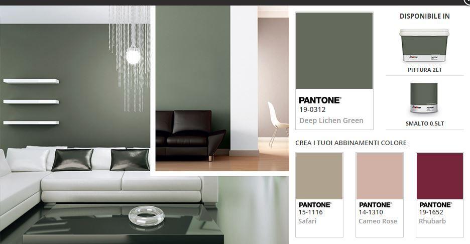 Max Meyer E Pantone Pitturiamo Casa Pantone