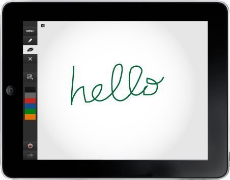 Show Me App Apps  ICT in the classroom by A Plus Teaching - spreadsheet app free ipad