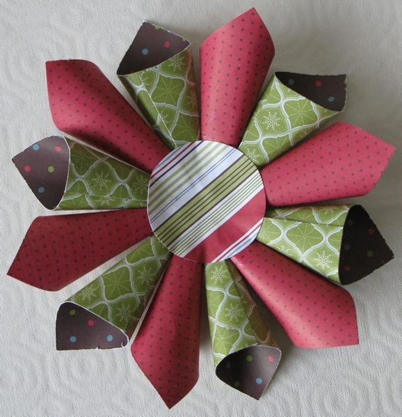 Une décoration de noël facile à faire | crafts | Pinterest ... on