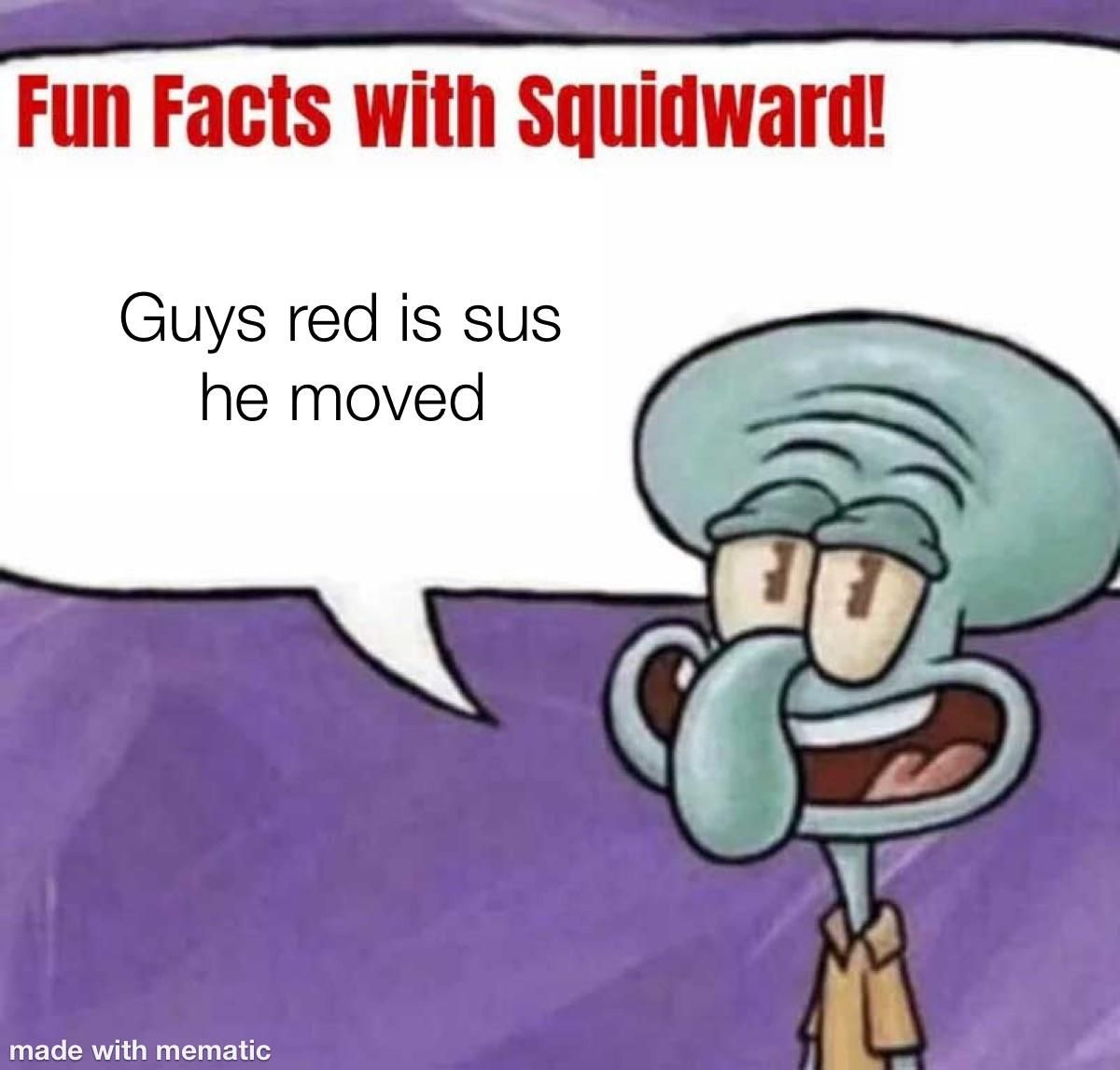Yea Bro It S Red He S Super Sus Memes Quotes Fun Facts Edgy Memes