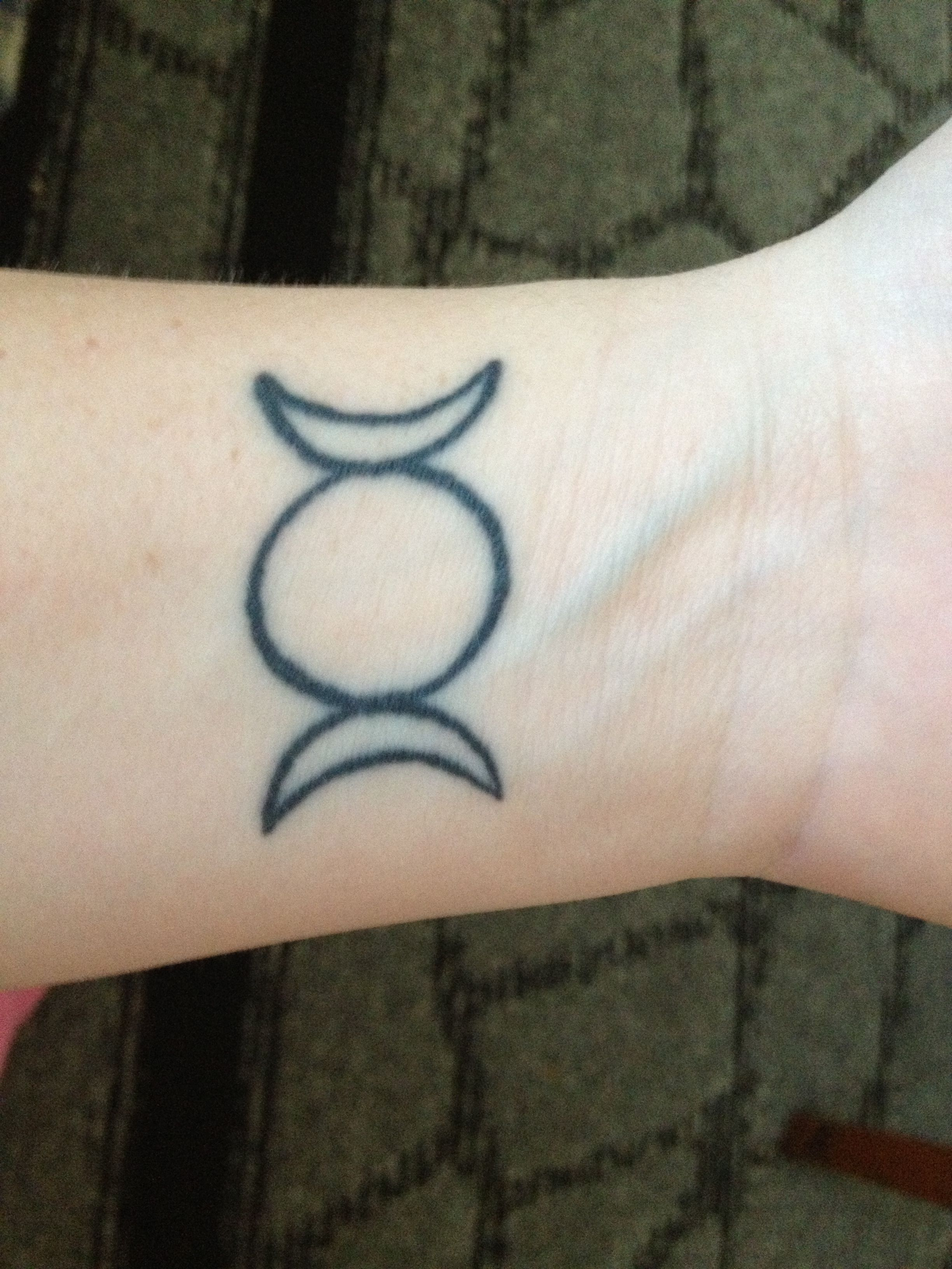 Pictures of Pagan Goddess Symbol Tattoo - #rock-cafe