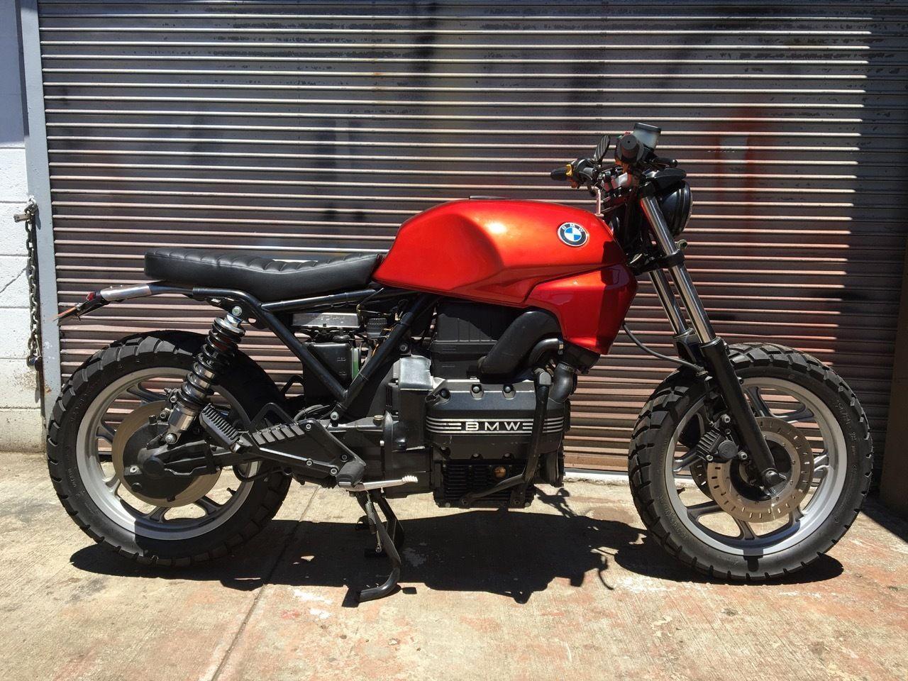 1992 bmw k75