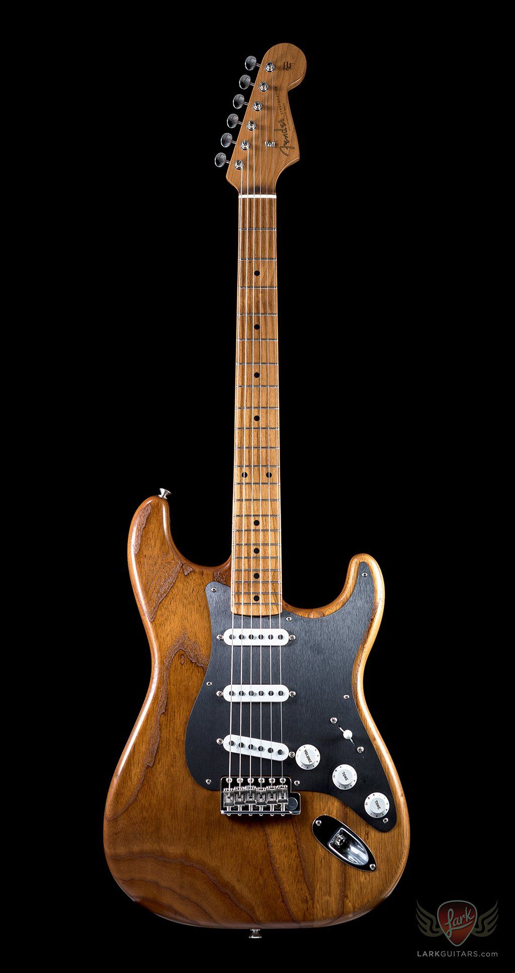 Fender Limited Edition American Vintage '56 Stratocaster Roasted Ash MN - Natural (218) #fenderstratocaster