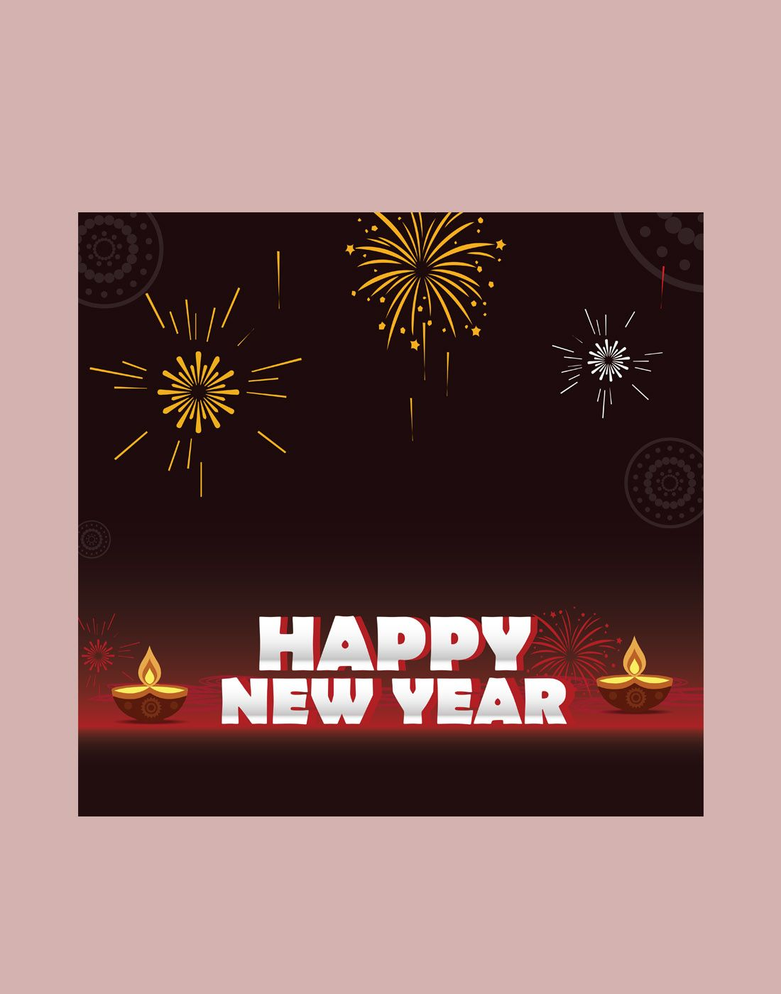 new year template Templates, Happy new year, Banner