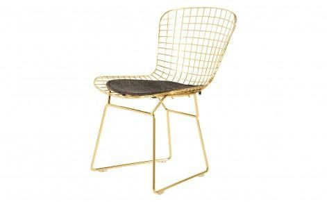eclipse gold chairs dining chair