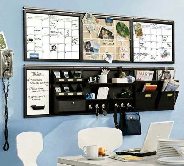 Command Center Furniture Design desk周り | interior design | pinterest | desks, organizing and