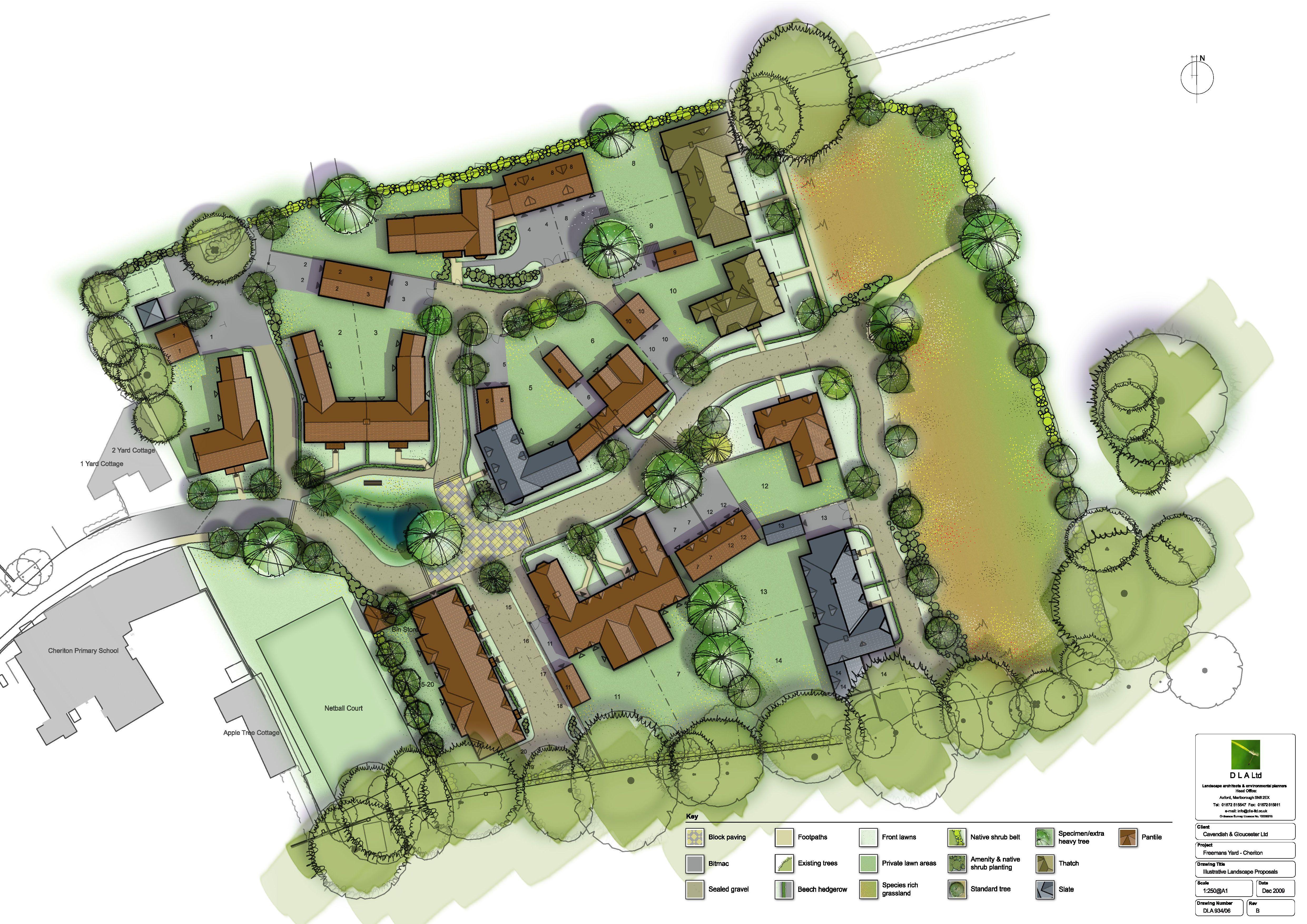 housing design & landscapes uk