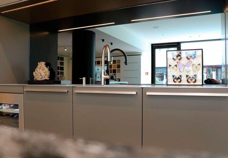 Küchenhaus Süd kundenküche leicht fs lava küchenhaus süd inspiration
