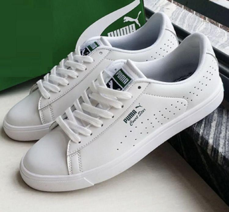 Puma Court Star Vulc | White sneaker