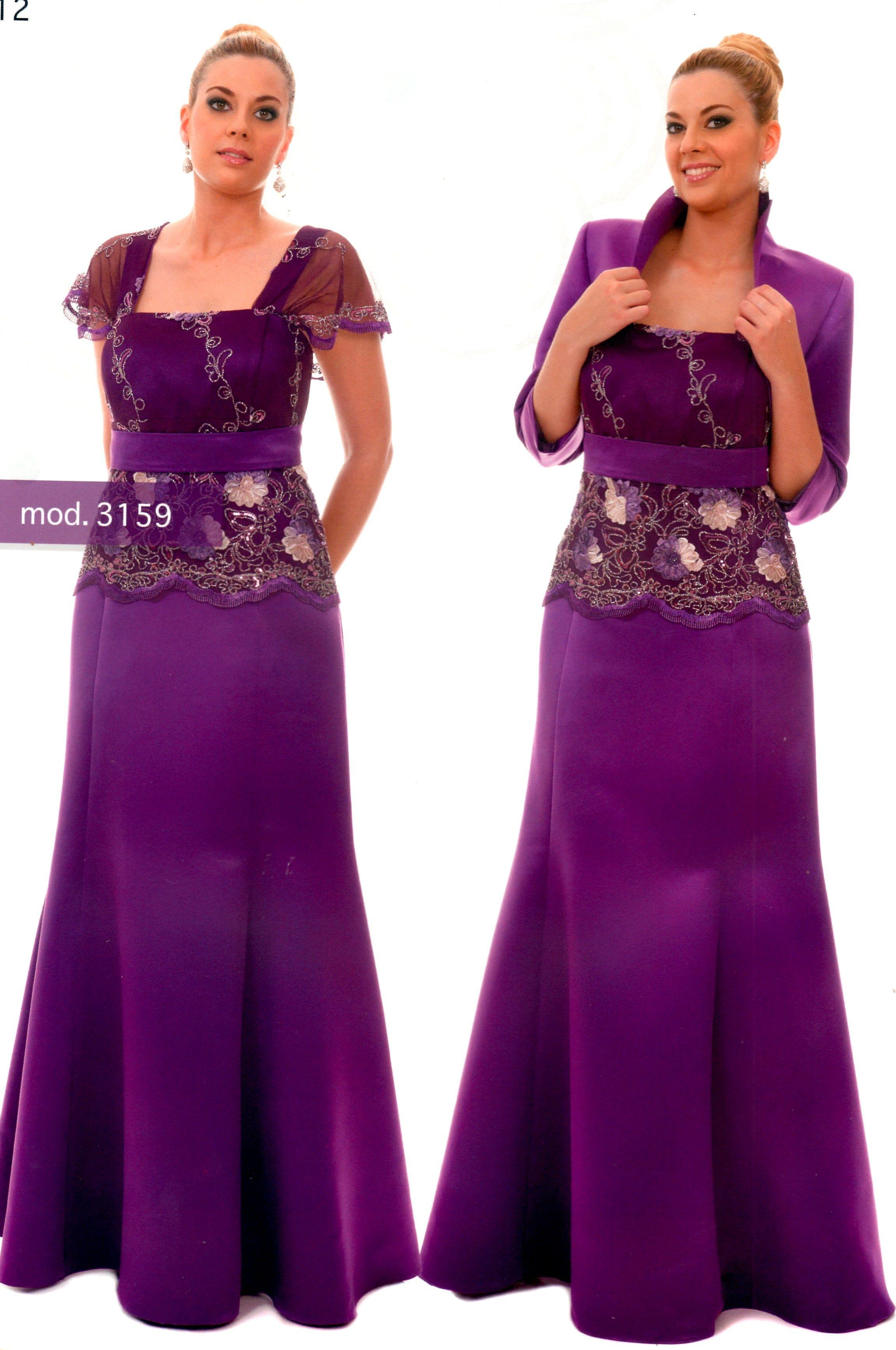 Famoso Vestidos De Dama Asequible De Talla Grande Embellecimiento ...