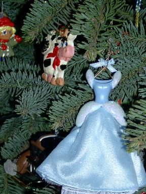 Disney Princess Dresses Christmas Ornaments | When I was a WDW ...