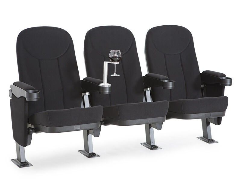 Delicieux Seatcraft Mirage Ergonomic Movie Theater Seating