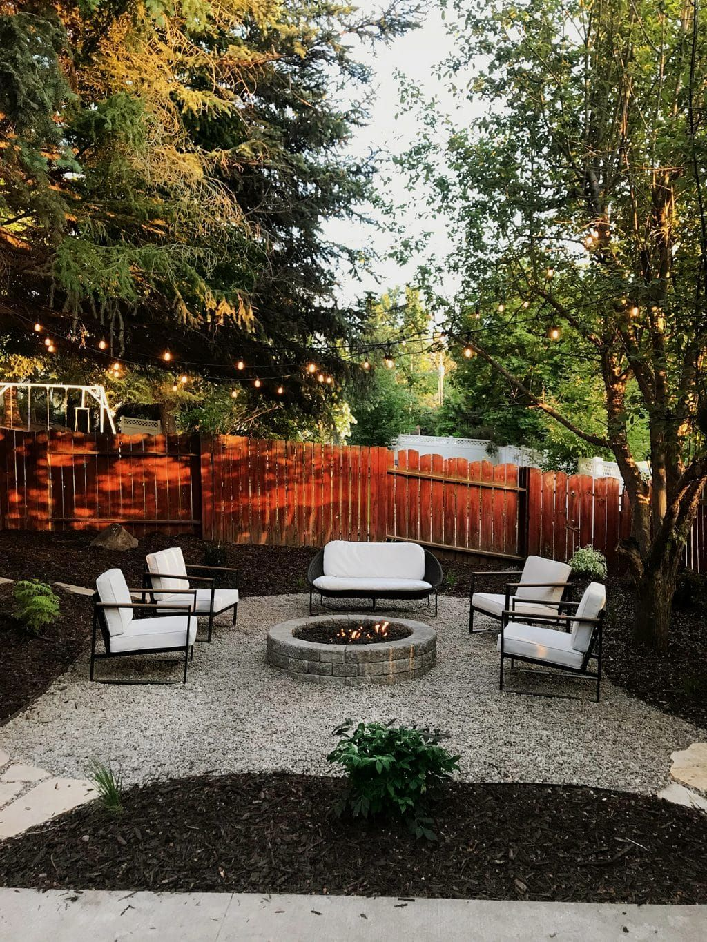 A Backyard Makeover in a Weekend