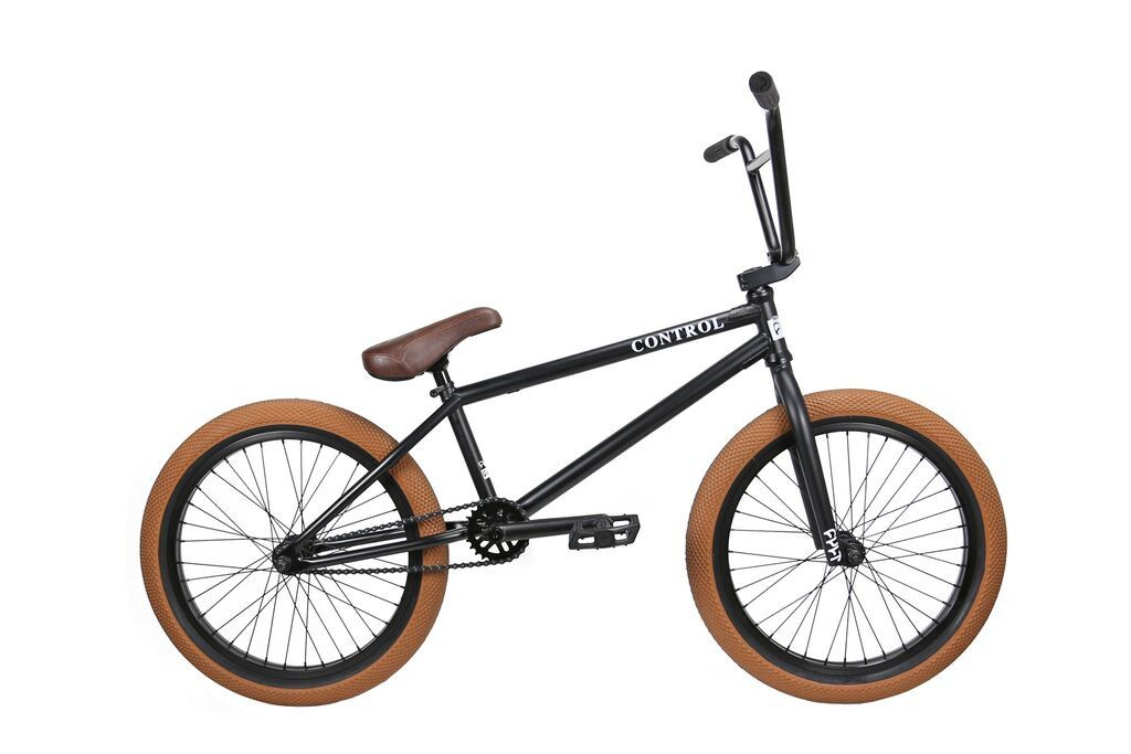 Cult Control 2016 Black Complete BMX Bike – Bakerized Action Sports