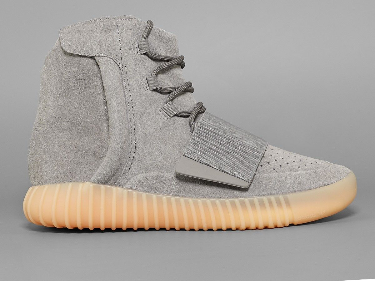 17e16519365 Another Closer Look At The adidas Yeezy Boost 750 Grey Gum