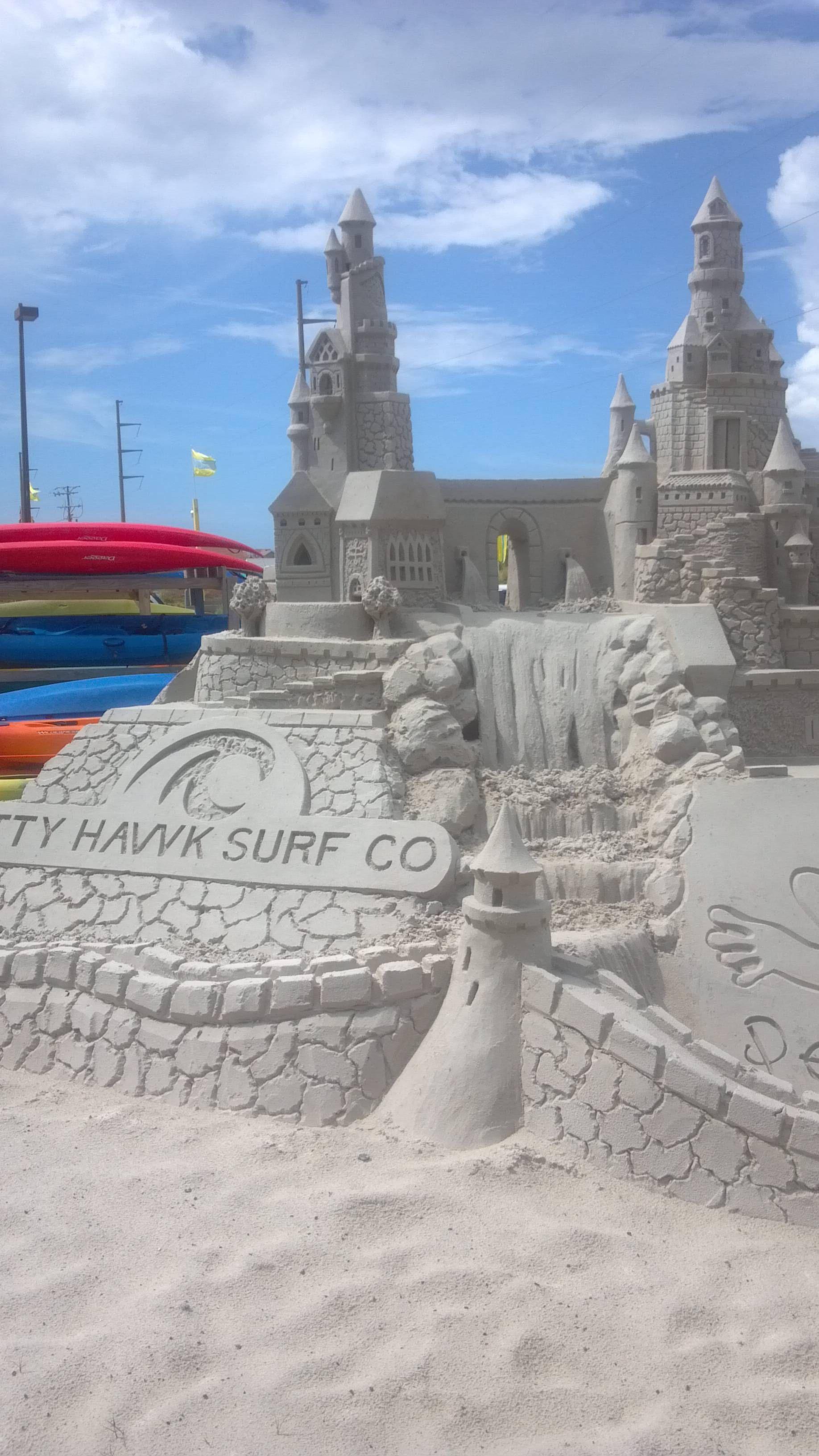 Kitty Hawk Kites Nags Head Carolina Beach Outer Banks
