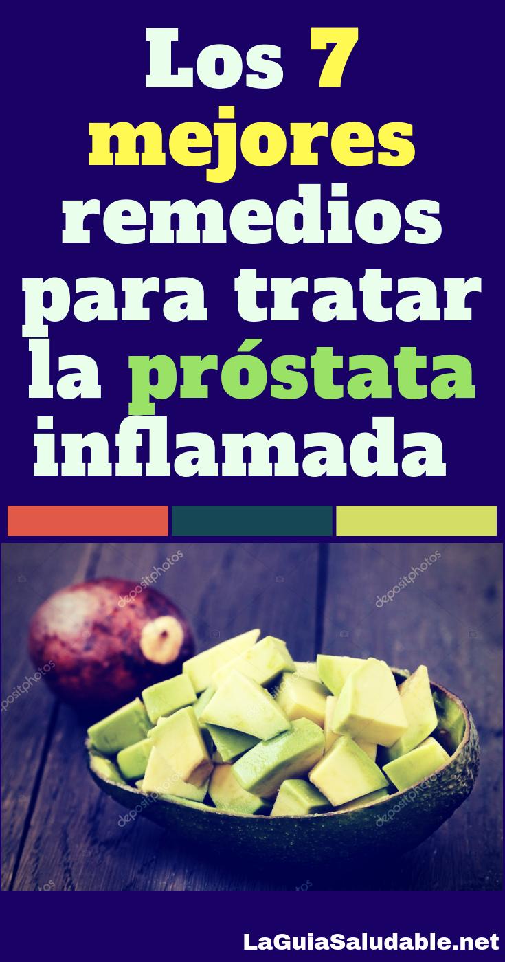 próstata agrandada ¿qué significa natural
