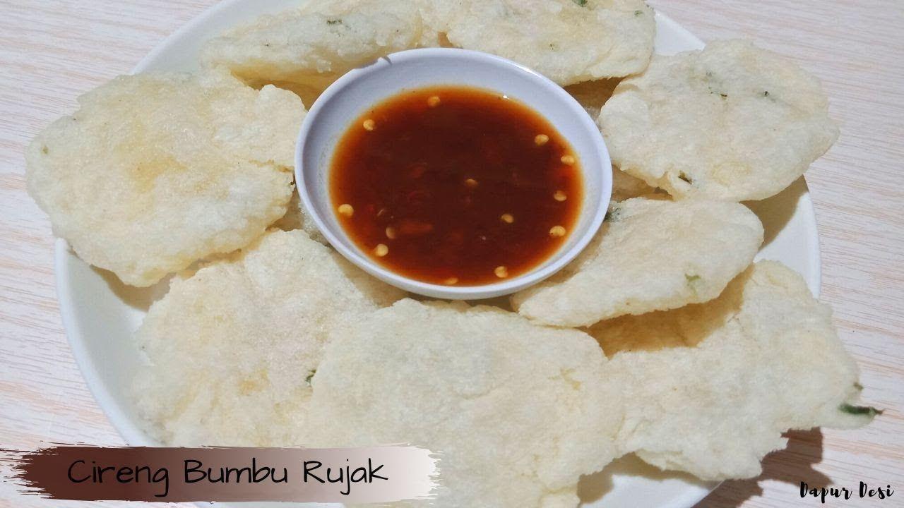 Resep Cireng Isi Keju Crispy Empuk Kriwil Resep Resep Makanan Beku Makanan Ringan Gurih