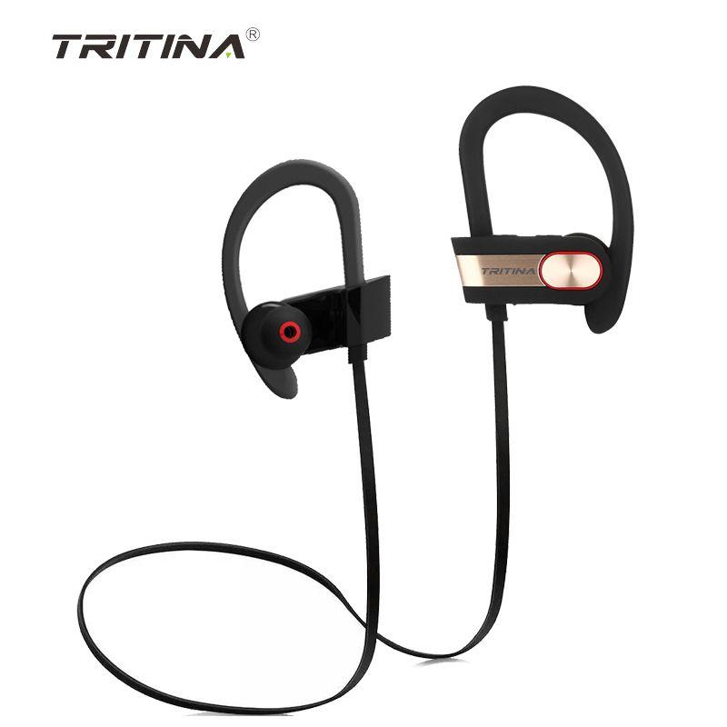 Find More Earphones Headphones Information About Tritina Flygo Sports Bluetooth 4 1 Ear Phones With Sports Headphones Mp3 Players Bluetooth Sports Headphones