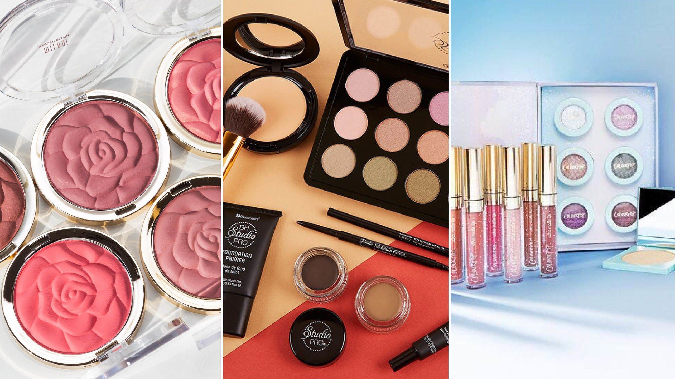 9 Seriously Underrated Cheap Makeup Brands Beyond The Drugstore Best Cheap Makeup Best Makeup Brands Cheap Makeup Brands