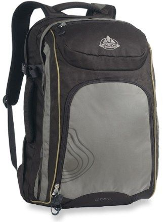 VAUDE Olymp II Daypack. Find this Pin and more on  Luggage ... 9a9e4f6b72544