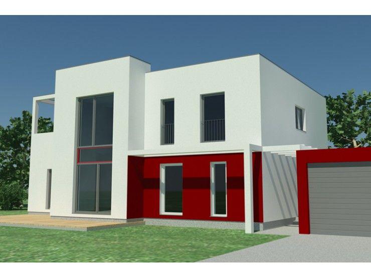 PROMA IV - #Einfamilienhaus von STIMMO Hausbau GmbH | HausXXL ...