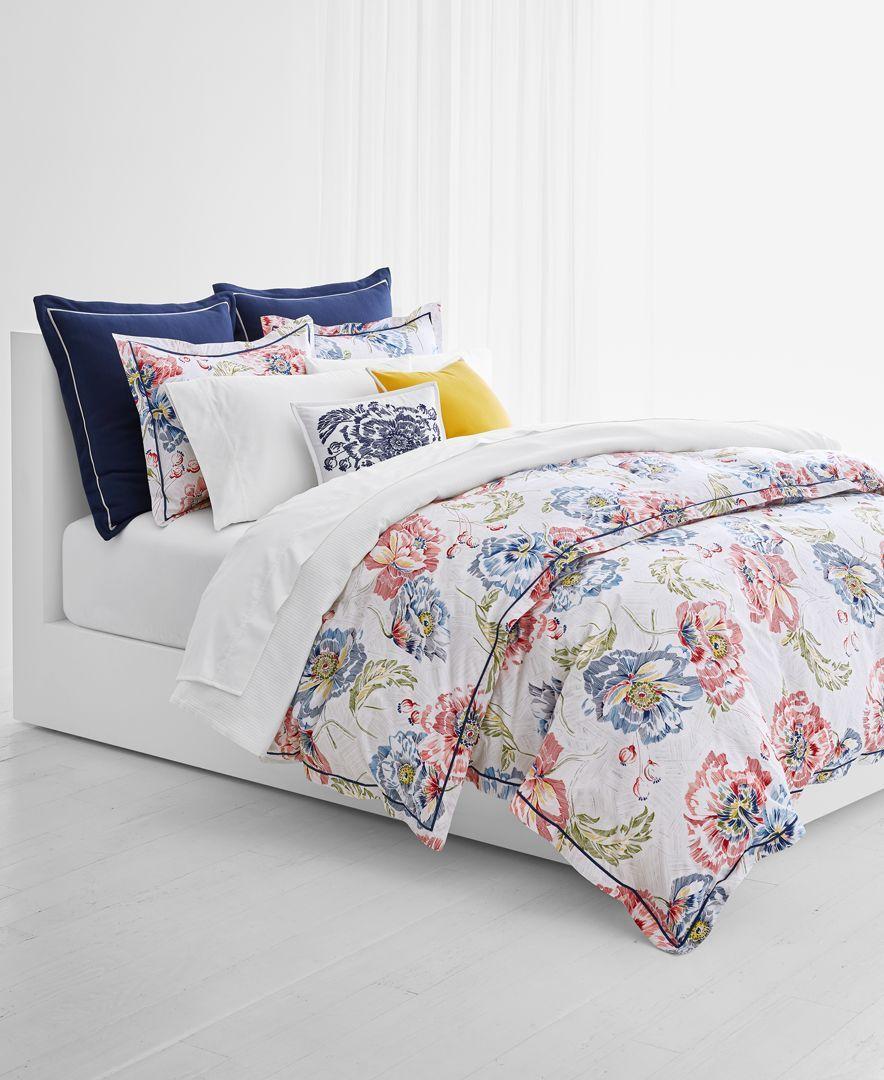 Lauren Ralph Lauren Isadora 3-Pc. Full Queen Comforter Set 96539bd32e83b