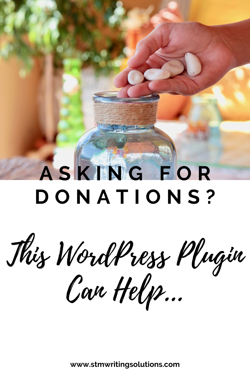 Asking for Donations? This WordPress Plugin Can Help in