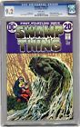 Swamp Thing (1st Series) #1 1972 CGC 9.2 0236670001 #comics #swampthing