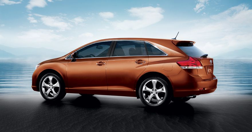 Toyota Venza - Sunset Bronze Mica | I want this ...