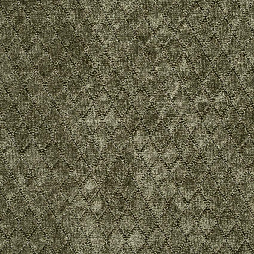 Meadow Dark Green Diamond Chenille Upholstery Fabric #velvetupholsteryfabric