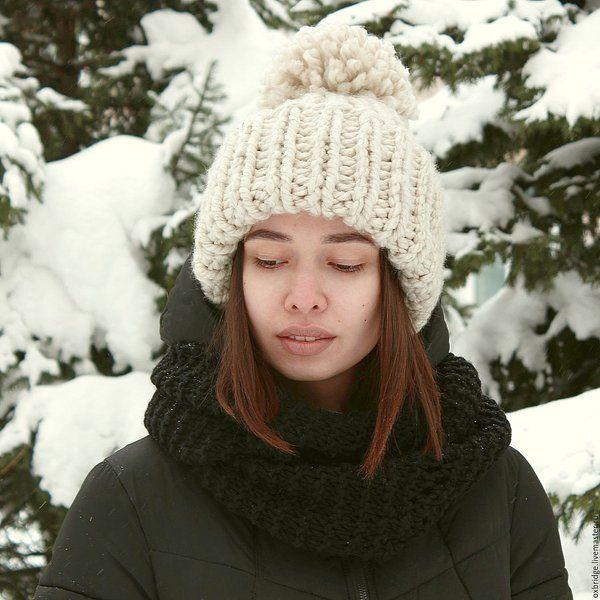 Классные и модные ШАПКИ на эту зиму! (с изображениями ...