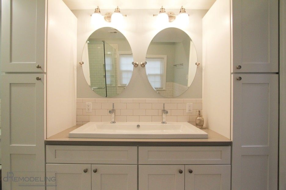 Nice Large Bathroom Sinks With Two Faucets Project Ideas Bathroom